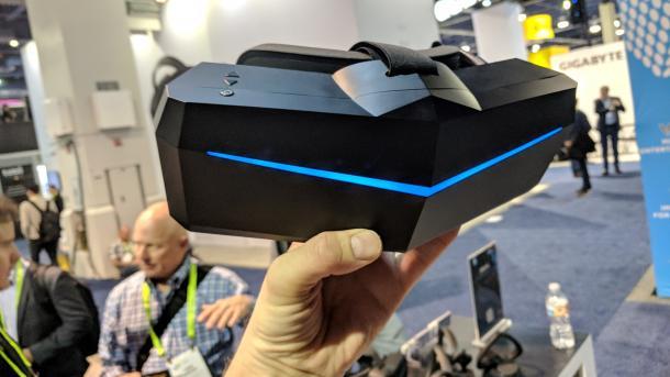 Pimax 5K+ und BE ausprobiert: Langsam wird das VR-Headset zur echten Vive- und Oculus-Konkurrenz