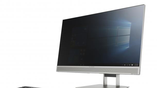 Ausprobiert: Notebook- und Desktop-Bildschirme mit integrierten Privacy-Filtern