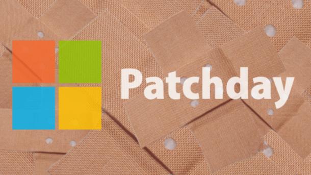 """Patchday: Fast nur """"wichtige"""" Sicherheitsupdates für Windows & Co."""