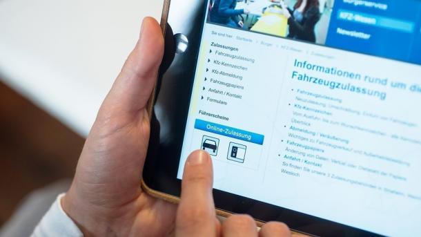 Fahrzeugzulassung soll künftig komplett online möglich sein