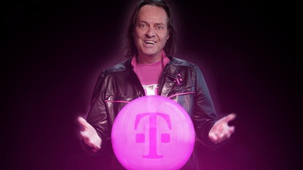 T-Mobile US übertrifft Kundenprognose 2018