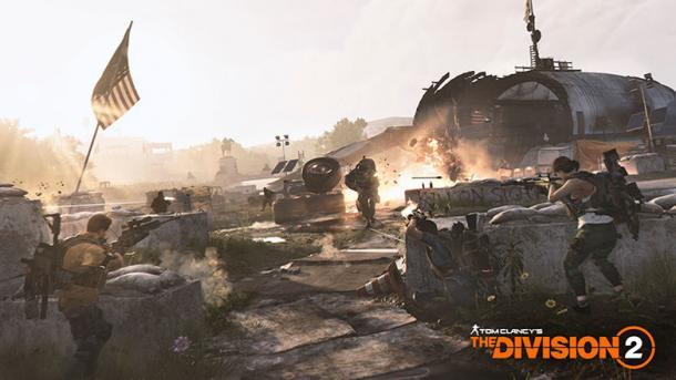 Keine Steam-Version: The Division 2 stattdessen im Epic Store verfügbar
