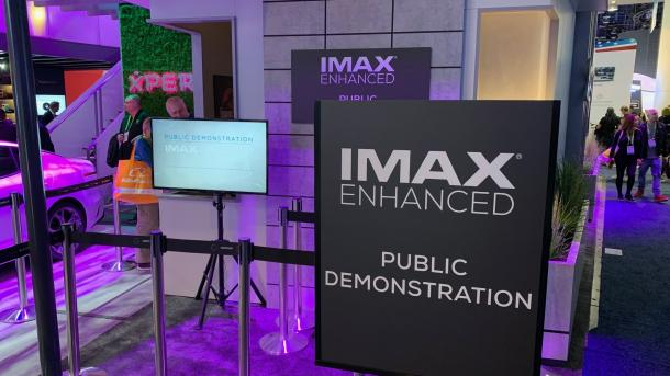 IMAX Enhanced: Details zum neuen Heimkino-Gütesiegel