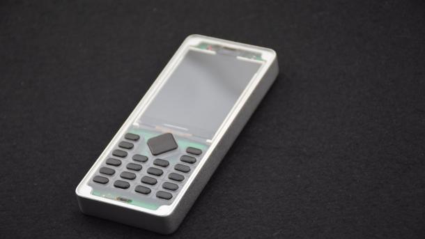 VoIP-Telefon mit Bastelfunktion