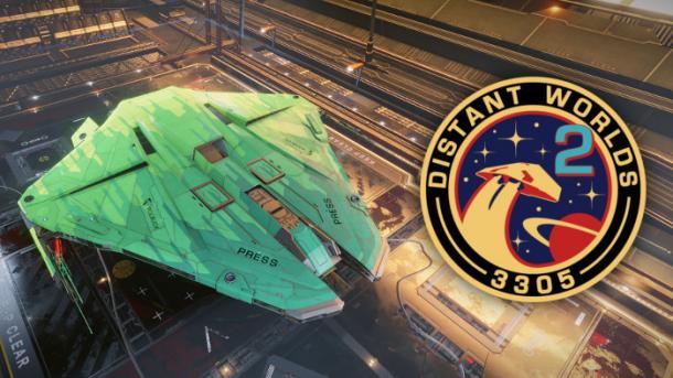 Elite Dangerous: Über 10.000 Raumpiloten zwingen die Spieler-Server in die Knie
