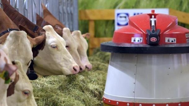 Agrarroboter
