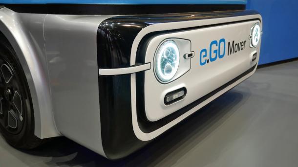Autos auf CES: Autonom ist noch Zukunftsmusik