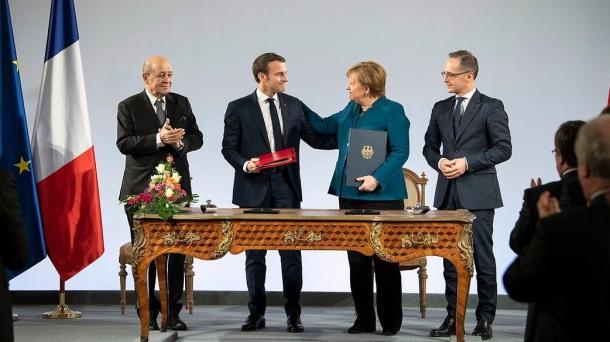 Deutschland und Frankreich intensivieren Spionage-Kooperation