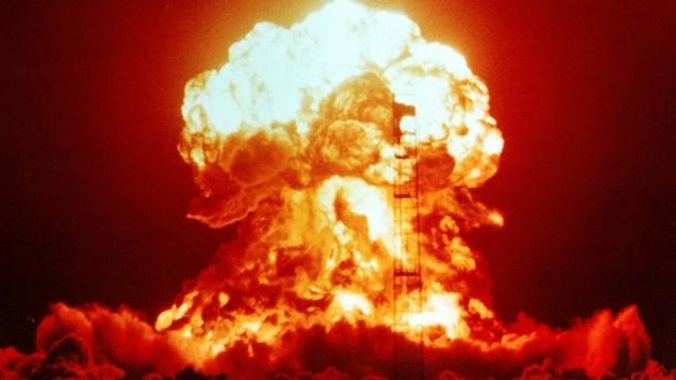 Doomsday Clock wird nachgestellt