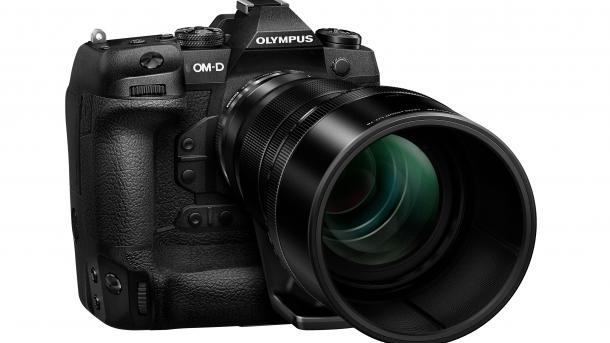 Erster Eindruck: Olympus OM-D E-M1X