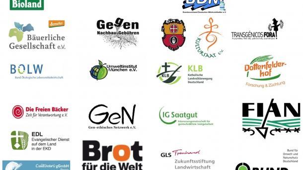 Biopatente: Breites Bündnis fordert Moratorium im Europäischen Patentamt