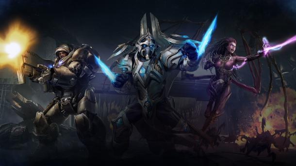 Starcraft 2: DeepMind-KI schlägt Profi-Spieler