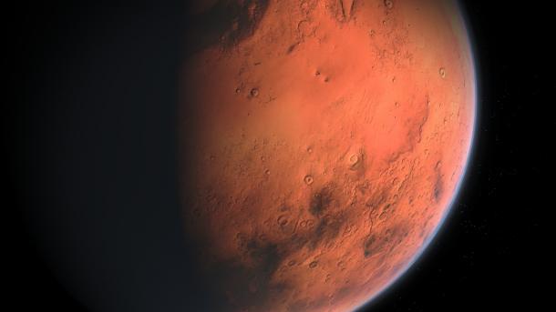 """Ex-Astronaut Reiter: Bemannte Mars-Mission """"theoretisch möglich"""""""
