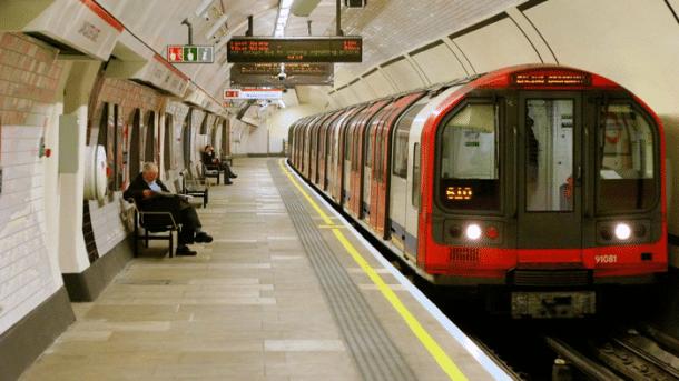 Forscher untersuchen Luftqualität in der U-Bahn