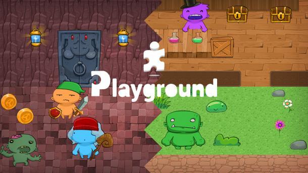 Spielerisch Spiele entwickeln mit Unity Playground