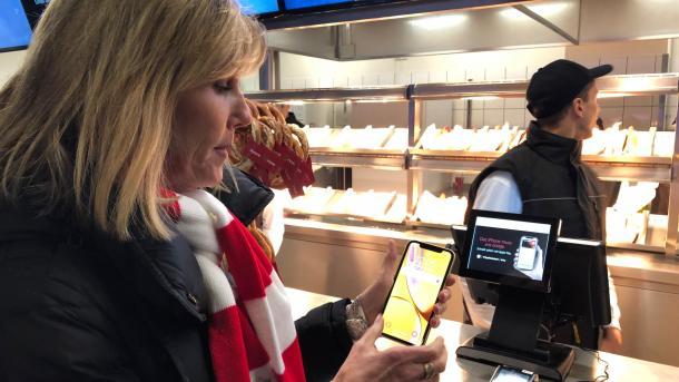 Apple-Pay-Chefin Jennifer Bailey