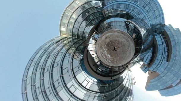 360-Grad-Kameras mit 4K für das iPhone im Test
