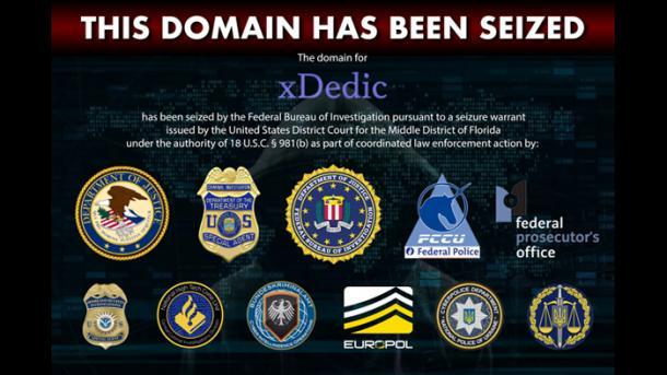 xDedic: illegaler Online-Marktplatz für gehackte Computer vom Netz genommen