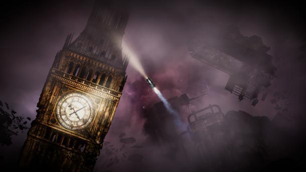 Sunless Skies angespielt: Steampunk aus den Albträumen von Jules Vernes