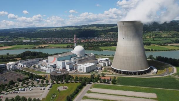 Schweizer Atomaufsicht bezweifelt Sicherheitskultur im AKW Leibstadt