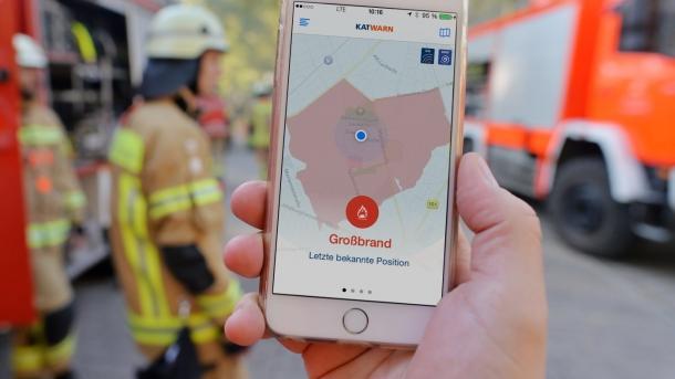 Warn-Apps KATWARN und NINA bündeln Gefahrenmeldungen