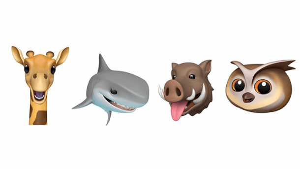 iOS 12.2: Neue Animojis – und Fake-5G