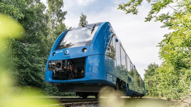 Wasserstoff-Brennstoffzellen-Zug: Pilotprojekt in Ostthüringen soll 2021 starten