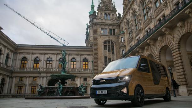 Ridepooling: Moia erhält keine Genehmigung in Berlin