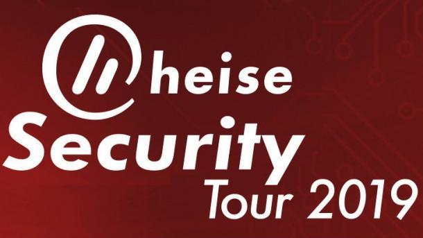 Die heisec-Tour 2019: Cybercrime Next Generation abwehren