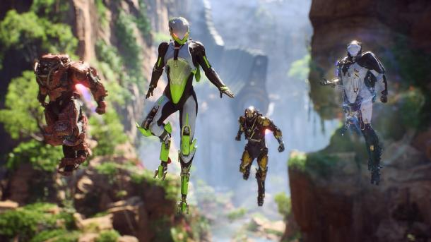 Anthem angespielt: Lahmer Shooter-Snack der Mass-Effect-Macher
