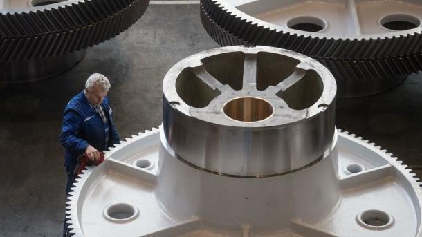 Deutscher Maschinenbau wuchs, schwächelte aber zum Ende 2018