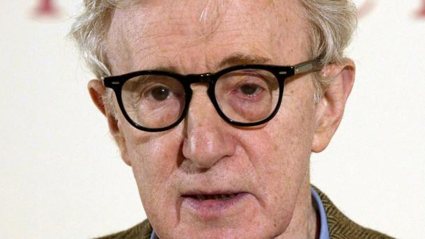 Woody Allen verklagt Amazon Studios wegen Vertragsbruchs