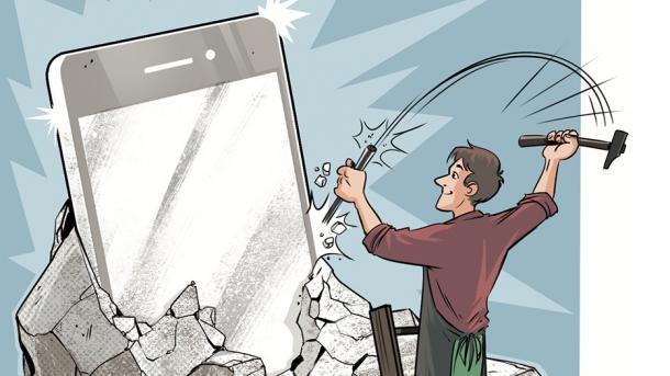 Android-Smartphone einrichten, Fallen vermeiden