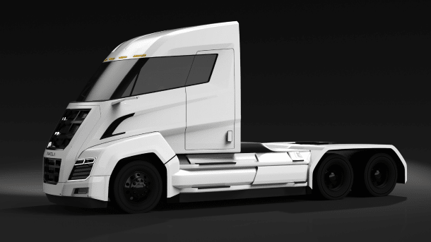 Elektroautos: Nikola will auch E-Trucks anbieten