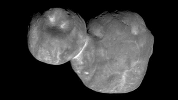 NASA-Sonde New Horizons: Form Ultima Thules noch sehr viel ungewöhnlicher