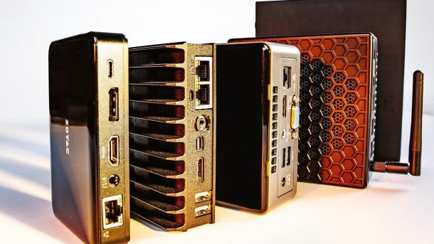 Mini-PCs als Netzwerk-Router: Kaufberatung