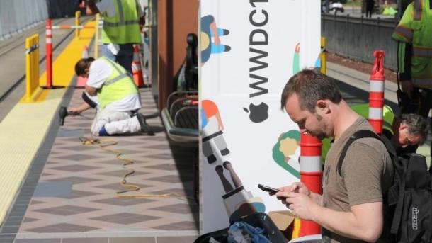 Apple Entwicklerkonferenz WWDC 2017