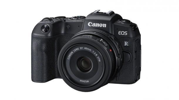 Canon EOS RP: Kleinbildsensor in handlichem Format