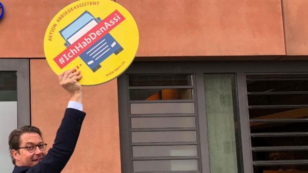 Fehlerhafter Lungenarzt: Verkehrsminister will dennoch Debatte über Grenzwerte