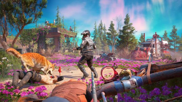Far Cry New Dawn angespielt: Mikrotransaktionen überleben den Fallout