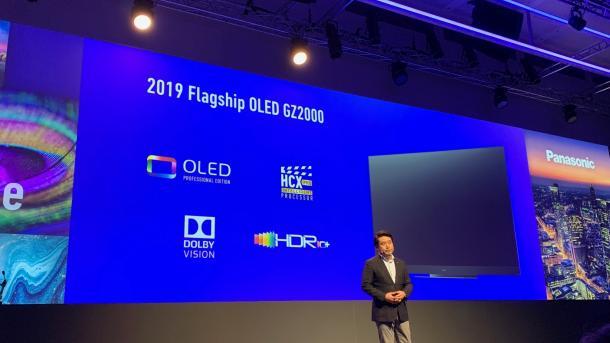 HDR: Alle kommenden OLED-TVs von Panasonic mit HDR10+ und Dolby Vision