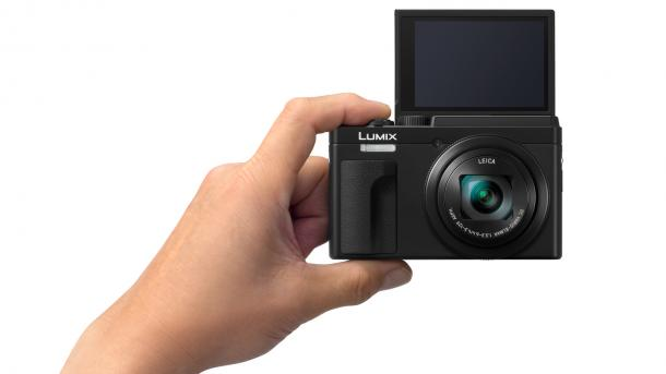 Panasonic Lumix TZ96 und FZ1000 II: Reise-Kompaktkameras mit viel Zoom