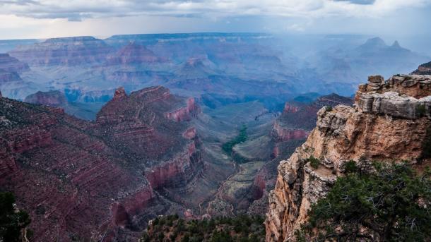 Museum am Grand Canyon: Eimer mit strahlendem Uranerz in Ausstellungsraum gefunden