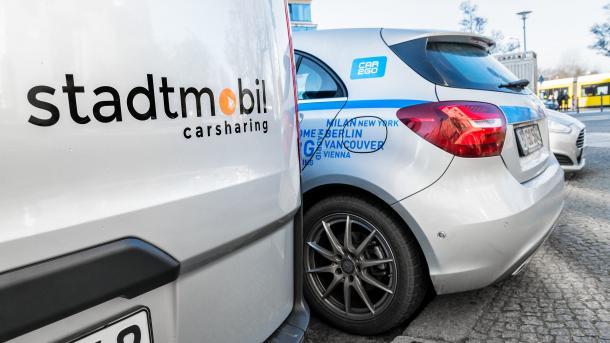 Carsharing-Branche sieht sich im Aufwind: Mehr Nutzer-Konten