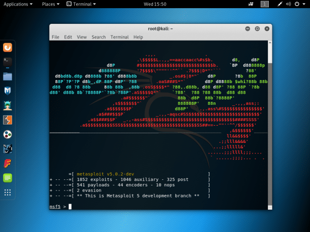Sicherheits-Distribution Kali Linux 2019.1 bringt Metasploit 5.0