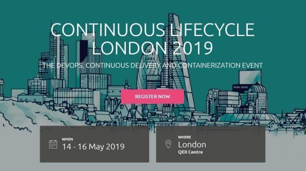 Continuous Lifecycle London: Jetzt noch Frühbucherrabatt sichern