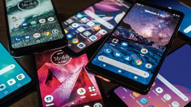 Smartphone-Markt: Das Jahr von Huawei