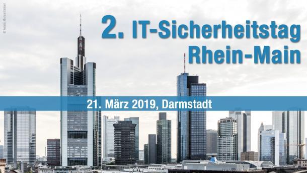 2. IT-Sicherheitstag in Darmstadt: Schutz ohne Ablaufdatum
