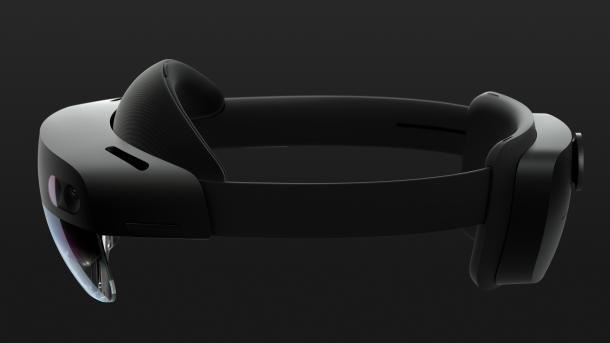 Kleiner, leichter, billiger: Microsoft kündigt AR-Brille Hololens 2 an