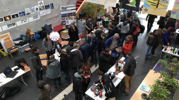 Mini Maker Faire Darmstadt